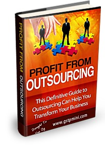 Profit From Outsourcing cover