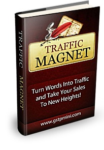 Traffic Magnet Cover